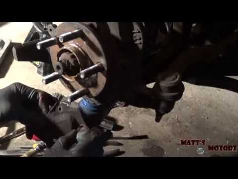 Lower Ball Joint and Control Arm Replacement: Part 2 [1998 Chrysler Cirrus]