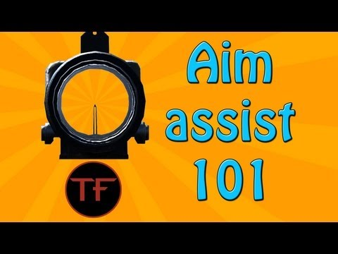 What Aim Assist is, how it works and Myths about Auto Aim!Aim assist in MW3 and BO2(commentary)