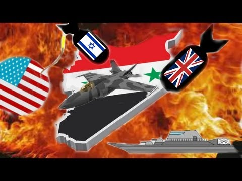 Syria - Is the West going to war over chemical weapons? - Truthloader