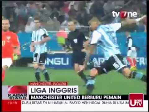 Manchester United incar duo Argentina Marcos Rojo & Di Maria