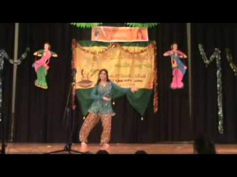 Old telugu song medley dance by Sirisha