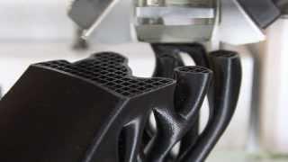 Continuum Fashion 3D printing clip