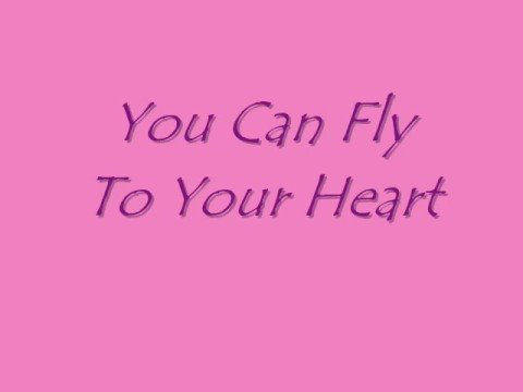 Selena Gomez - Fly To Your Heart (lyric Video) video
