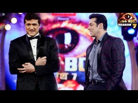 Bigg Boss 7 ARMAAN EVICTED in Bigg Boss 7 21st December 2013 Day 97