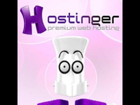 Como subir mi pagina Web en Hostinger