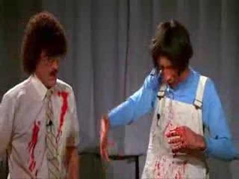 UHF - Town Talk, Spatula City