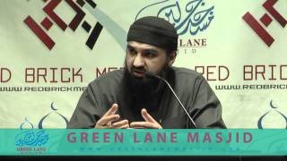 I Was Sent To Perfect For You Good Manners - Ustadh Murtaza Khan