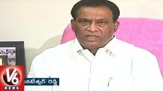 SATS Chairman Allipuram Venkateswara Reddy Focus On Sports Development In State  - netivaarthalu.com