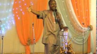 WHO ARE YOU IN CHRIST BY BISHOP MIKE BAMIDELE VICTORY LIFE WORLD CONVENTION 2014 DAY2