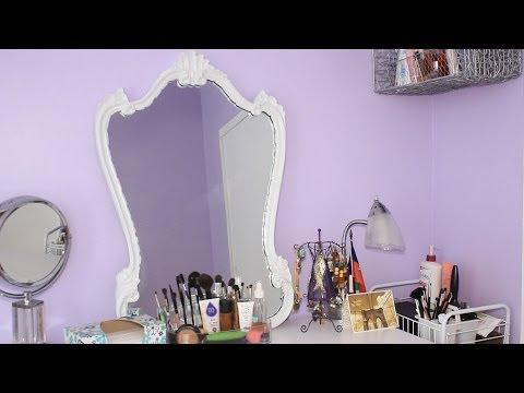 JIY | Repurposed Vintage Vanity Mirror! | JASMINE ROSE