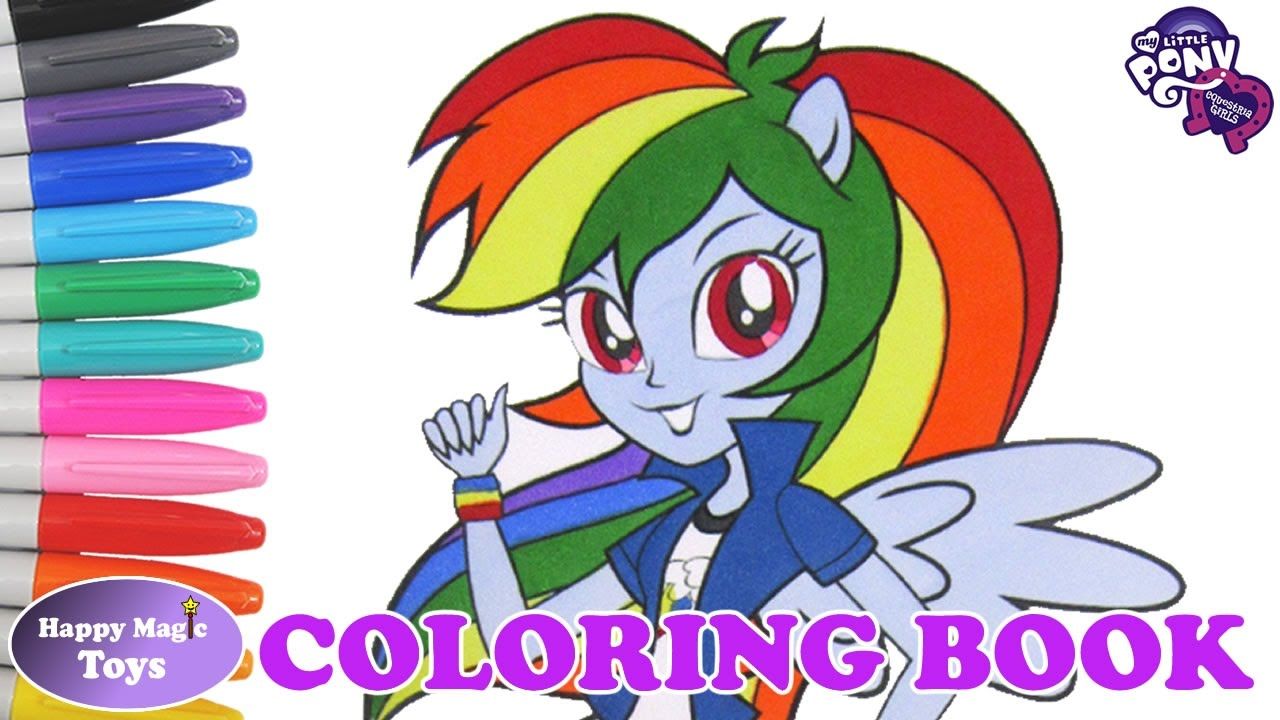 Rainbow Pony Real Haircuts  A Free Girl Game on