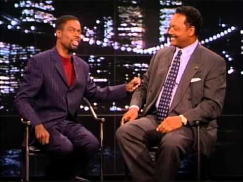 Chris Rock interviews Jesse Jackson