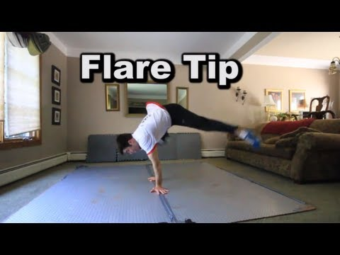 Flare Tip - Most Common Problem I See KICK HARDER
