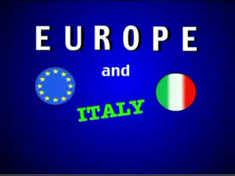 ITALIA VS EUROPA video divertente!!!