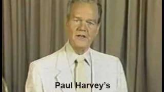 The Shortest Easter Message | Paul Harvey