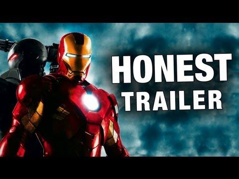 Honest Trailers Iron Man 2