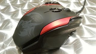 Classic Game Room - GILA GX GAMING MOUSE review