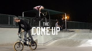 BMX - INSTAGRAM SLAM 23 with STEVIE CHURCHILL & BRANDON BEGIN