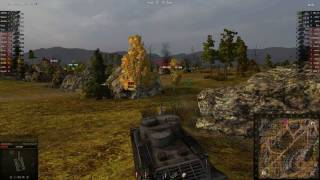 World of Tanks - Карелия - Tiger P HD 1080p