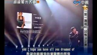 Taiwanese Boy Lin Yu Chun Sings I Will Always Love You by Whitney Houston.mp4