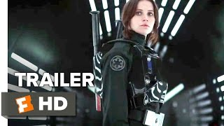 Video clip Rogue One: A Star Wars Story Official Teaser Trailer #1 (2016) - Felicity Jones Movie HD