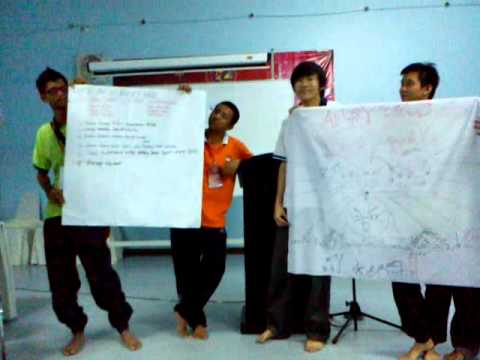 DEAF TEAM BUILDING FOR GIFTED YOUNG LEADER POLITEKNIK MALAYSIA 7