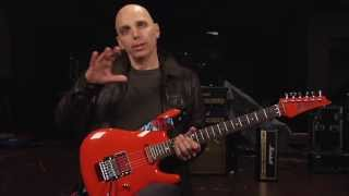 JOE SATRIANI - Reveals the Unstoppable Momentum Behind His Artistic Quest