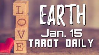 Taurus, Virgo, Capricorn - 15th January Daily Tarot Love Reading