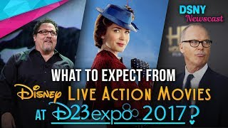 What To Expect From Walt Disney Studios Panel at D23 EXPO 2017 - Disney News - 7/11/17