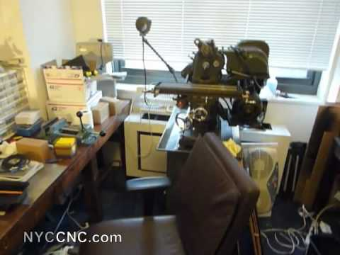 NYC CNC Machine shop news - Leaving New York City for the suburbs!