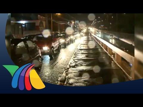 Lluvia torrencial sorprende a Querétaro   Noticias de Querétaro