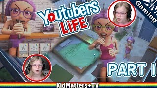 YouTubers Life (Part 1) - Day in the Life of Running a Youtube Channel! [KM+Gaming S01E39]