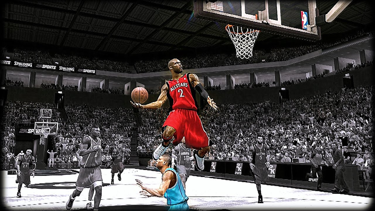 Nba 2k13 Allstars Did Kspade Dunk Over Muggsy Bogues