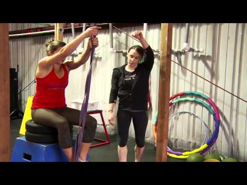 CrossFit - The Rope Climb with Laurie Galassi