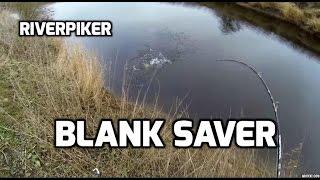 Blank Saver - Pike fishing (video 80)