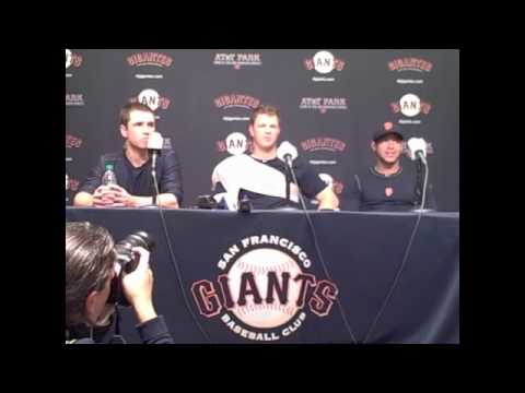 Post Game from Matt Cain's perfect game