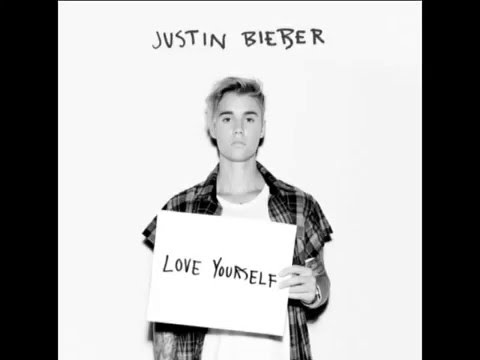 Justin Bieber - Love Yourself (speed up)