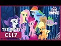 Queen Novo's Pearl Transforms The Mane 6 Into Seaponies | My Little Pony: The Movie [Full HD]