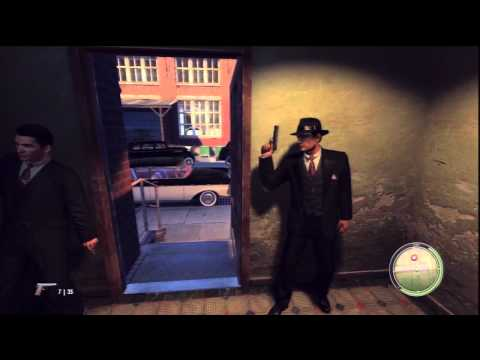 Mafia II 'PS3 Demo Playthrough' TRUE-HD QUALITY