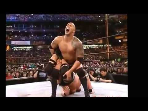Wwe Stone Cold Vs The Rock Wrestlemania 19 Highlights video