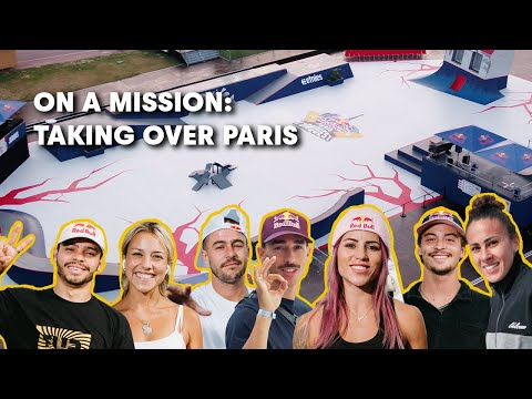 Behind The Scenes: 2021 RED BULL PARIS CONQUEST