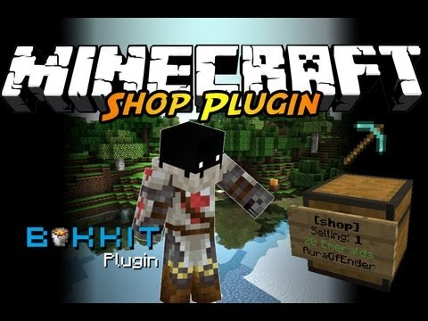 Shop - The Easiest Shop Plugin (1.7.2/1.6.4)