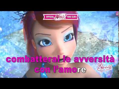 Noi Siamo Winx - Karaoke - Film Winx Club - Il Mistero Degli Abissi video