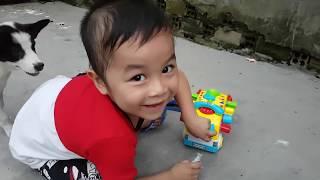 Trò Chơi Bé Săn Con Vật Bằng Xe Bus Trường Học ❤ ChiChi ToysReview TV ❤ Đồ Chơi Trẻ Em