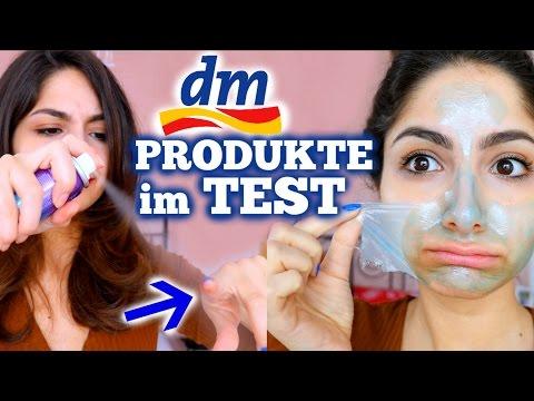 Neue DM Produkte im TEST