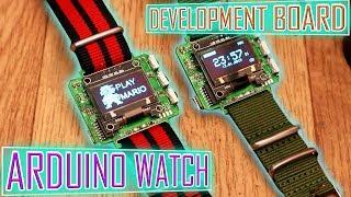 Arduino watch - Bluetooth and more | development board