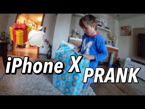 IPHONE 7 BIRTHDAY PRANK | AN KLEINEN BRUDER!