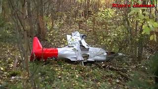 Gathering Part THREE - Turbine crash - Nice 3D and acro flying
