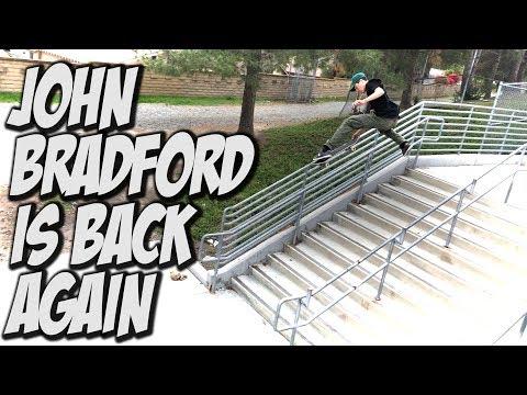 JOHN BRADFORD IS BACK !!! - NKA VIDS -