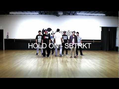 """Hold On"" - SBTRKT 